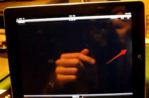 Apple News Österreich Mac Fehler im iPad 2 Display Error