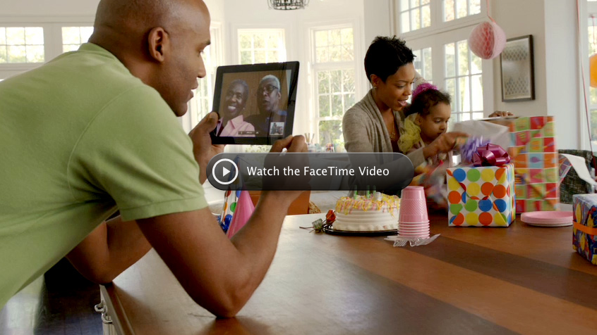 Apple News Österreich Videos Facetime iPad 2