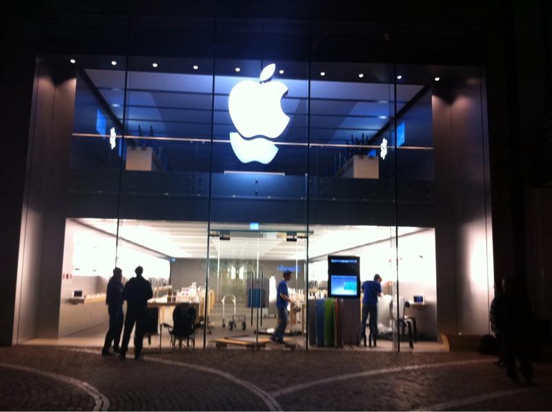 Apple News, Österreich Mac iPad 2