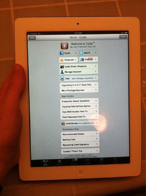 Apple News, Österreich Mac Schweiz iPad 2 Jailbreak Cydia