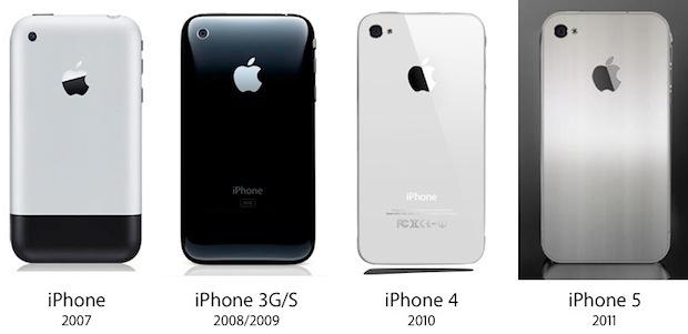 Apple News, Österreich Mac iPhone 5 iPhone weiß vergleich
