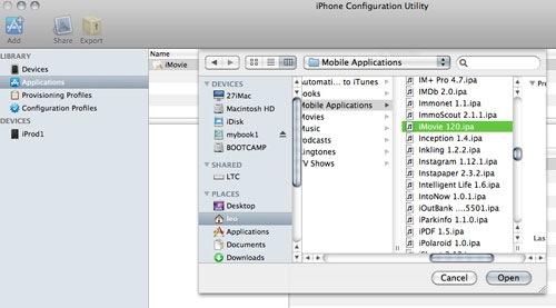 Apple News Österreich Mac Schweiz, Tutorial iMovie auf iPad