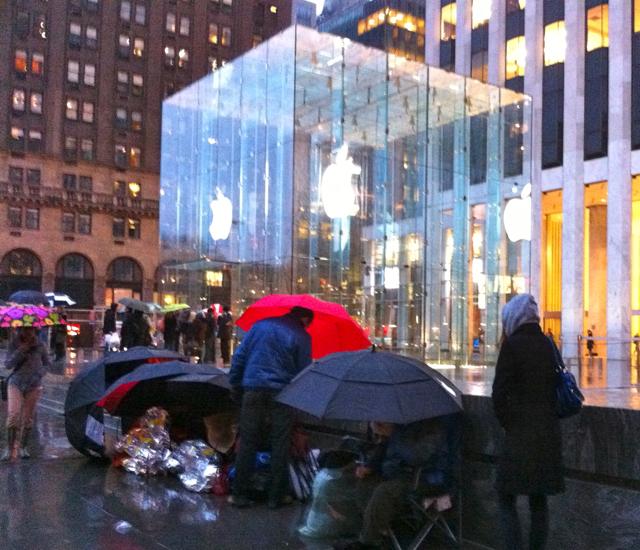 Apple News Österreich iPad 2 Release start Ausverkauft