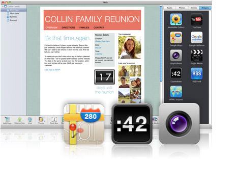 Apple News, Österreich Mac Patent iWeb iPad