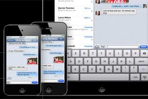 Apple News Österreich Mac iMessage Nachrichten SMS iPhone
