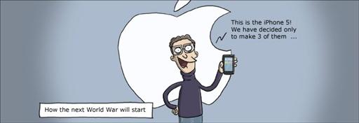 Apple iPhone 5 Mac News Österreich Schweiz