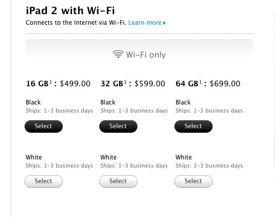 Apple News, Österreich Mac Deutschland Schweiz iPad 2