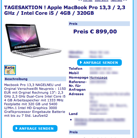Macbook Apple News Gebrauchtpreise Info Mac