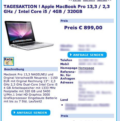 Macbook Apple News Gebrauchtpreise Info Mac