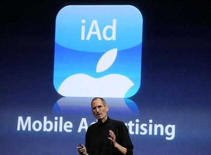 iAds Apple News Österreich Mac Deutschland Schweiz iPhone iPad