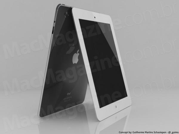 iPad Moke Up News Österreich iPad HD Retina Desgin