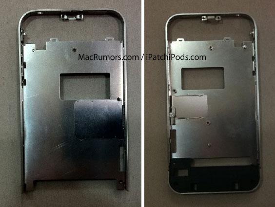 Apple iPhone News Österreich Mac iPhone 4S Gehäuse echt real