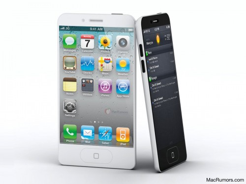 Apple News, Österreich iPhone 5 real echt Moke Up Design first look