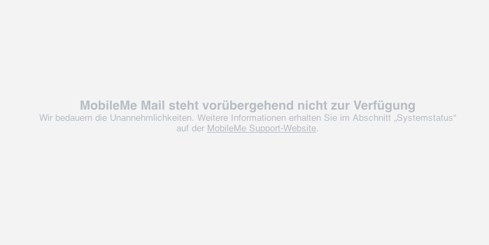 Apple, News Österreich Mobile Me iCloud bald Livegang