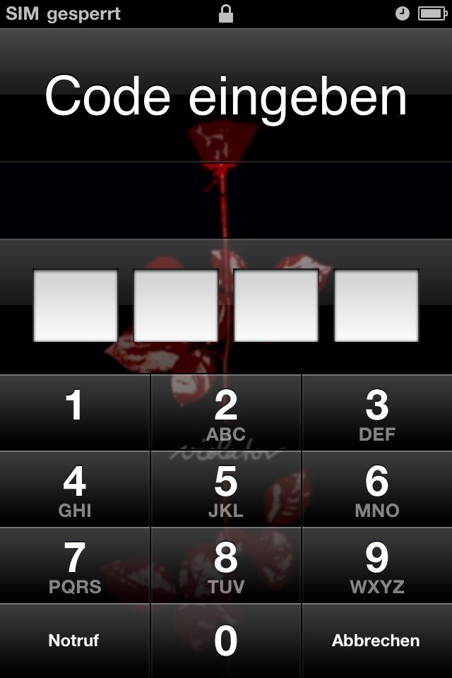 codescreen bessere Sperre, Mehr Zeichen, News, Apple Info Mac iPhone 4, iPhone 5