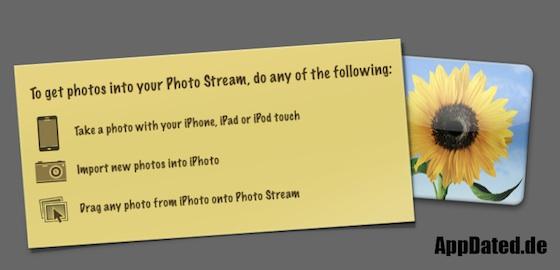 iPhoto Stream iPhone5 iPhone6 Mac Apple News