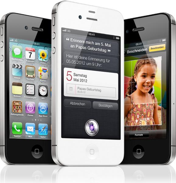 """""""Nur"""" ein iPhone 4S - Kommentar"""