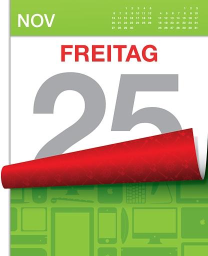 Apple News, Österreich Black Friday Apple günstig kaufen