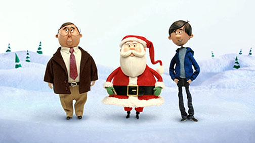 Apple Weihnachten