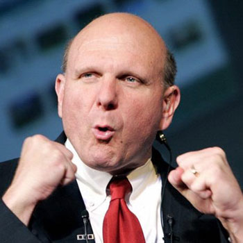 Apple News steve Ballmer CEO