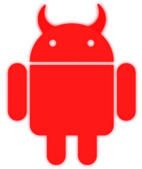 android malware in einer App entdeckt