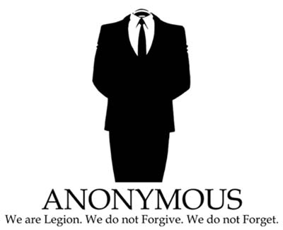 anonymous Hacker Megaupload Aktivisten Internet