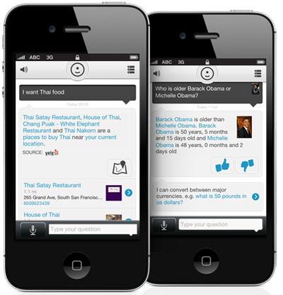 evi - Sprachassistent für Os X ohne Jailbreak iPhone 4