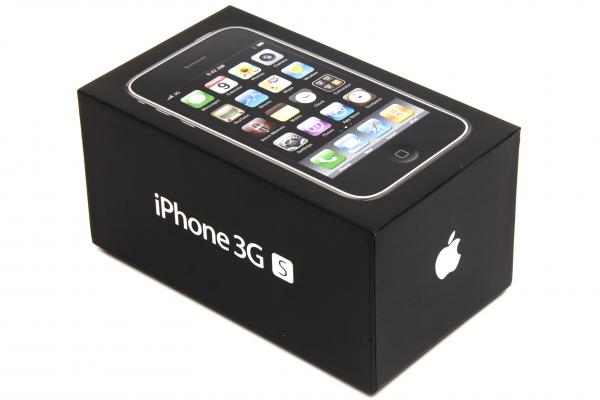 iPhone 3GS, iPhone 4, iPhone 5 Verpackung