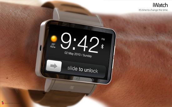 iWatch, Mac, News, Konzept, Uhr