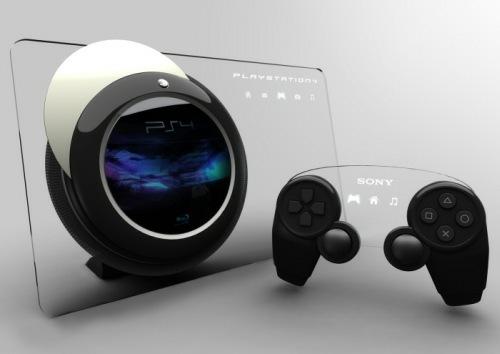 Playstation 4 erste Bilder, Entwurf