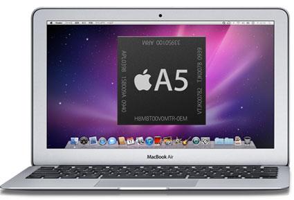 Macbook Air mit ARM Prozessor von Apple