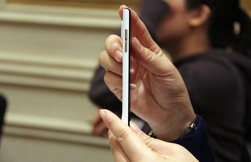 Huwai Smartphone, dünnstes Smartphone der Welt