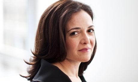 Sheryl Sandberg Facebook ein kleiner Blick auf diese Frau