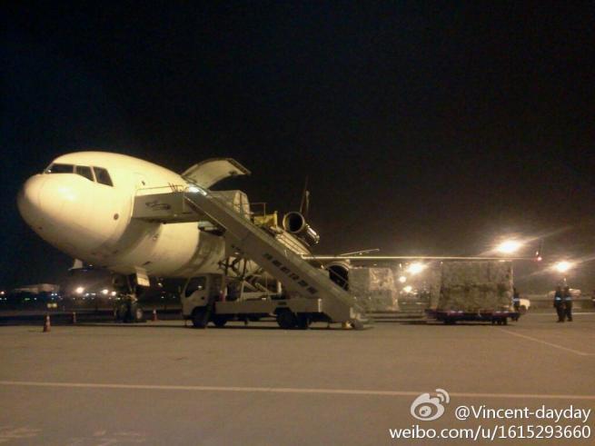 Apple News Österreich iPad 3 verliefert via Flugzeug