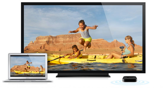 airplay für OS X 10.8 Mountain Lion