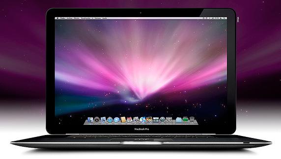 Schwarzes Macbook Pro Apple News Österreich Mac