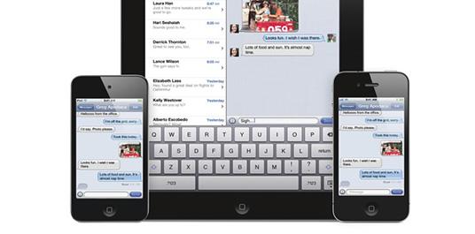 iMessage News Mac Deutschland, Schweiz