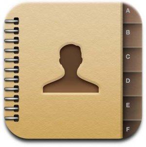Apple Kontakt App, Mac, iPhone, iPad