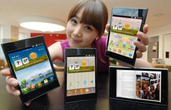 lg optimus vu erste Tests Fazit Smartphone