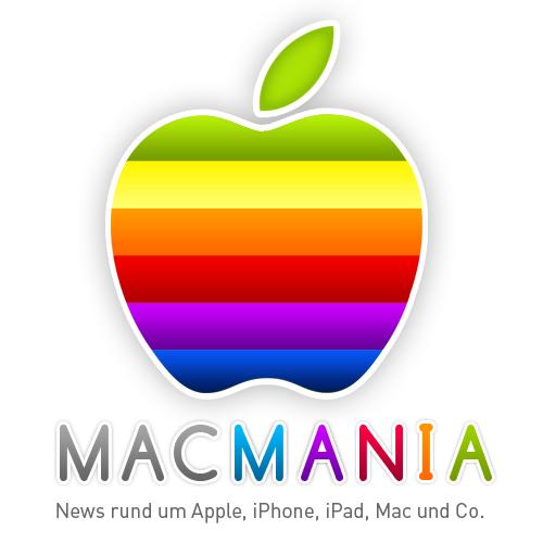 neues MacMania Logo - News über Apple mach und Deutschland