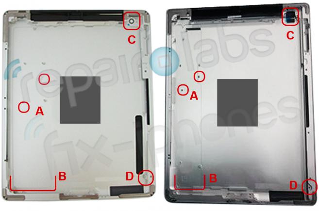 iPad 3 Case, erste Bilder des iPad 3