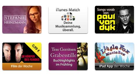 iTunes Match in Österreich