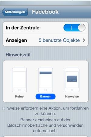 Notification Center, Mitteilungszentrale Mac News Info Schweiz Helpdesk