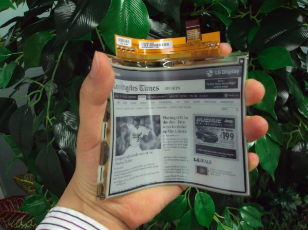 Apple News Österreich Mac Display LG E-Paper News Mac