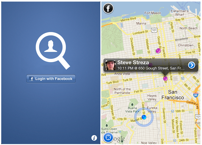 Find my Facebook Friends App Apple Mac News