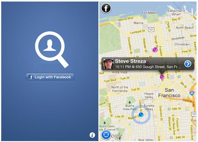 Find my Facebook Friends App Apple Mac News