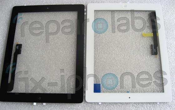 iPad 3 doch mit Homebutton