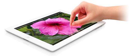 iPad, the new iPad, iPad 3, Mac, News Österreich Schweiz
