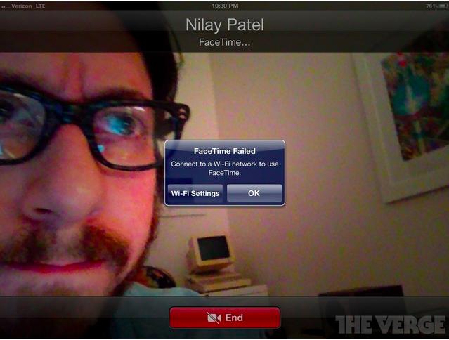 Apple News Österreich Mac Screenshot Facetime iPad LTE