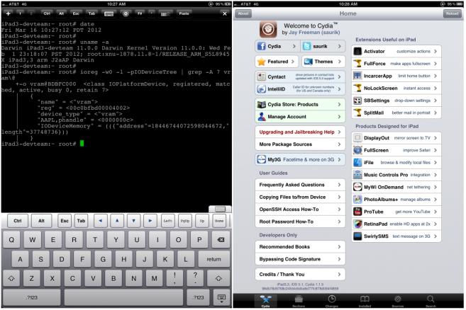 Apple News Österreich Mac Deutschland Schweiz iPad 3 Jailbreak